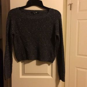 Forever 21 Sparkle Sweater
